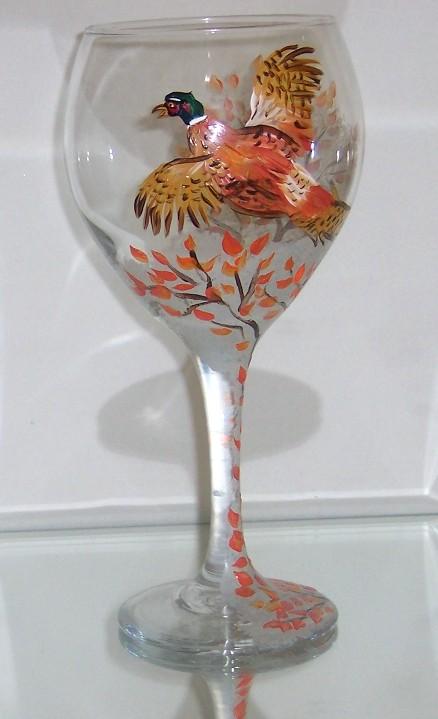 Pheasant in Autumn