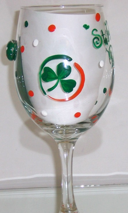 St Patricks Day Gal